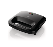 Philips HD2393/92 - Sandwich Maker - Black