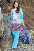 Motifz 1787-B Digital Printed Lawn Unstitched