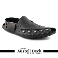 Mens Austell Deck Sandal Design 2