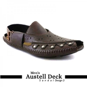 Mens Austell Deck Sandal Design 3