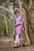 Eid Festive Collection Light Purple UMS17-DME-009