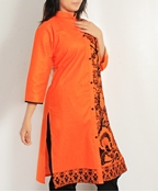 Buy Big B Kurti -OT-129 [Full 3pc Suit]  online