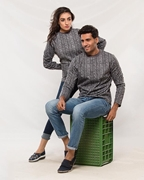 Mardaz Pack of 2 SweatShirt For Men& Women