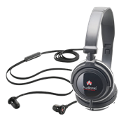 Audionic Combo-C-3 headphone and earphone