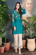 LALA Exclusive Pret Teal LSW17-023