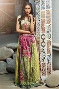 Amna Ajmal lawn Collection AA-002