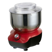 Westpoint Official WF-3615 - Deluxe Dough Mixer - Red