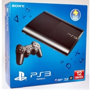 Sony PlayStation PS3  Console 12GB ULTRA SLIM