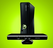 XBOX360 KINECT Console