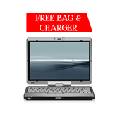 HP Elitebook 2730 (Refurbished) +Free Bag and charger included