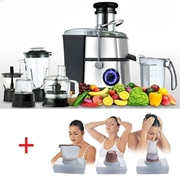 Westpoint Food Factory 11 in 1 WF-8818 + With FREE Face Steamer