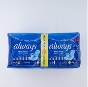 Always Maxi Thick Night Value Pack 16Pcs