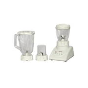 Gaba National GN-2837 - Blender & Grinder, Dry and Wet Mill - 3 in 1