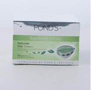 Ponds Flawless White Naturals Day Cream 50gm