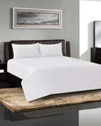 Opal Bed Sheet White
