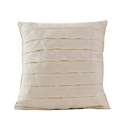 Sq. Cushion Cov Osborne Ornate Cream