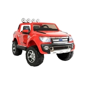 BTL Toys Ride on Jeep - Ford Ranger - Red
