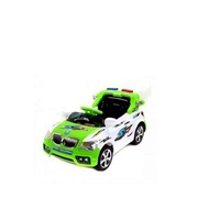 BTL Toys Ride On Car X8 - Green & White