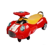 BTL Toys Dolphin Swing Car - Steering Drive - Multicolor