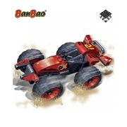 BanBao Rodeo (8601) - Red