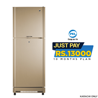 pel aspire refrigerator pras 2500 with 10 months installment plan