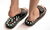 Buy Acupressure Reflexology Foot Massage Slippers  online