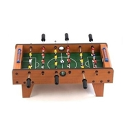 BTL Toys Wooden Soccer Football Game - Multicolour