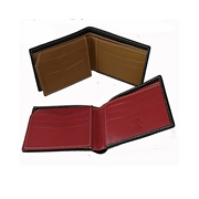 House of Leather - Pack of Two Leather Wallet