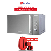 Dawlance Microwave Oven DW-295 6 months exclusive Installment Package