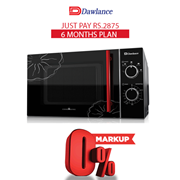 Dawlance Microwave Oven MD-7 6 months exclusive Installment Package