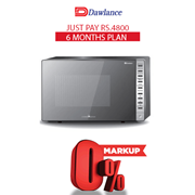 Dawlance Microwave Oven DW-393 GSS 6 months exclusive Installment Package