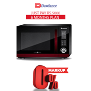 Dawlance DW-133G 6 months exclusive Installment Package