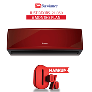 Dawlance Dawlance LVS Series Split AC - 1.5 Ton In Easy 6 Months Exclusive Installment Package