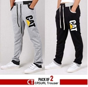 Buy Pack of 2 CT Casual Trouser  online