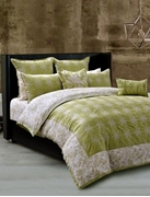 Pillow Covers Orient Symphon Green