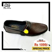 Stylish Black Loafer for Men's
