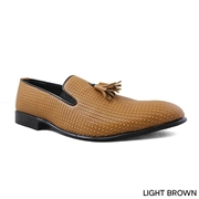 Light Brown Loafer For Men