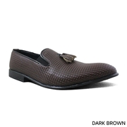 chocolate Brown Loafer For Men