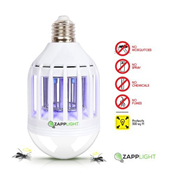 Zapplight - Light Bulb that Kills Insects and Mosquitos