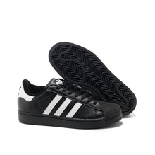 Black White Casual Slide-ankle Shoes