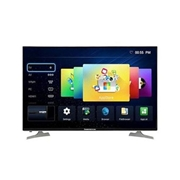 "Changhong Ruba -Official LED39F5808i- Digital Smart HD LED TV - 39"" - Black"