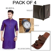 Special Ramadan Pack Of 4 For Mens SKU-SR-VT-015