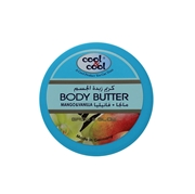 Body Butter Mango & Vanilla 250ml