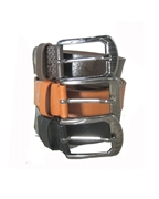 Pack of Three - Men Casual Belts