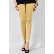 Mardaz Beige Jersey Tights for Women