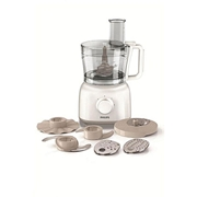 Philips Food Processor - HR-7627 - White