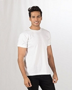 Independence Day White T-Shirt for Men