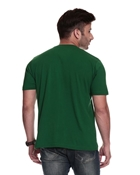 Buy Pack of Two Independence Day White & Green T-Shirt for Men   online
