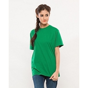 Green Independence Day Women T-Shirt