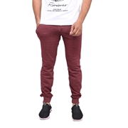 Wokstore Garments Terry Trousers For Men Maroon